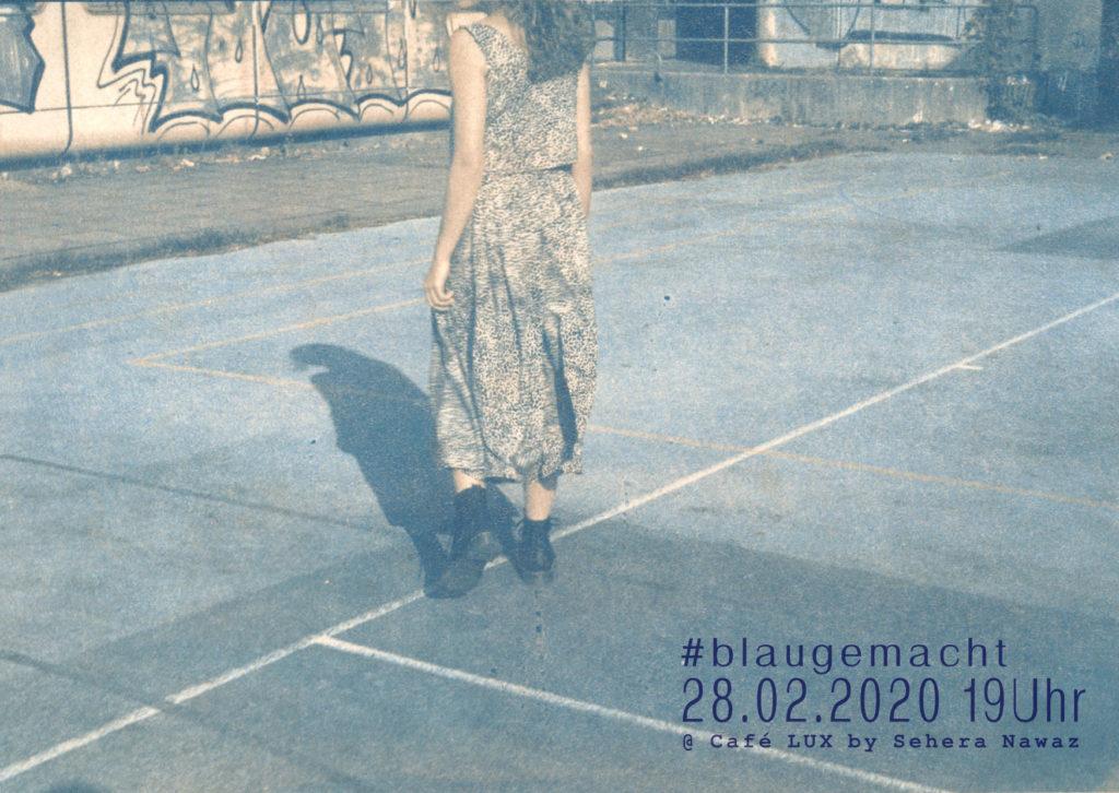 Austellung #blaugemacht 28.02.2020